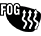Anti-fog coating